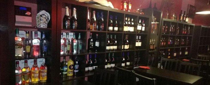 cantina vini roma
