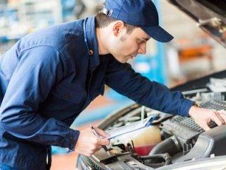 riparazione motore e parabrezza