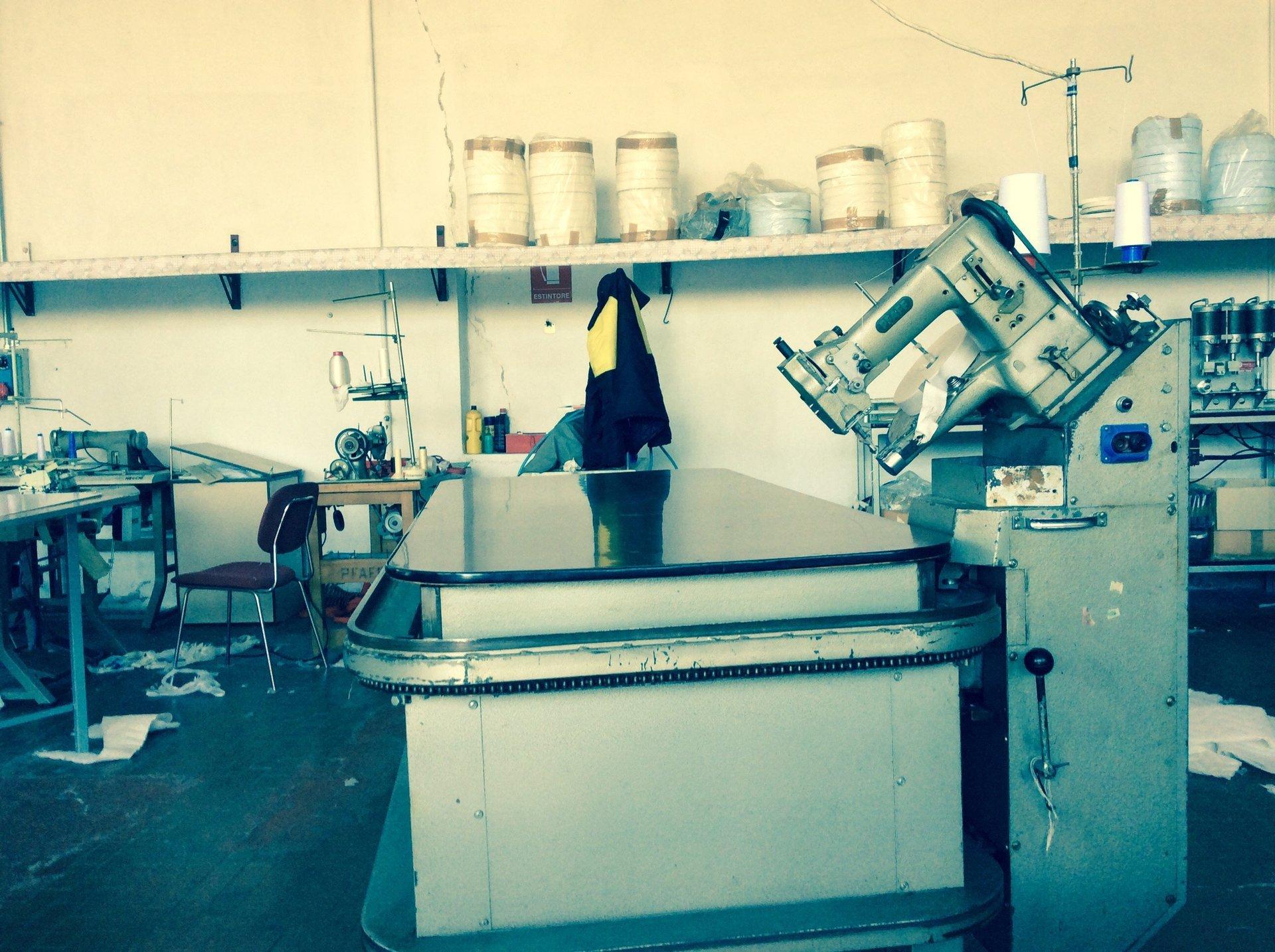 macchine per lavorazione materassi
