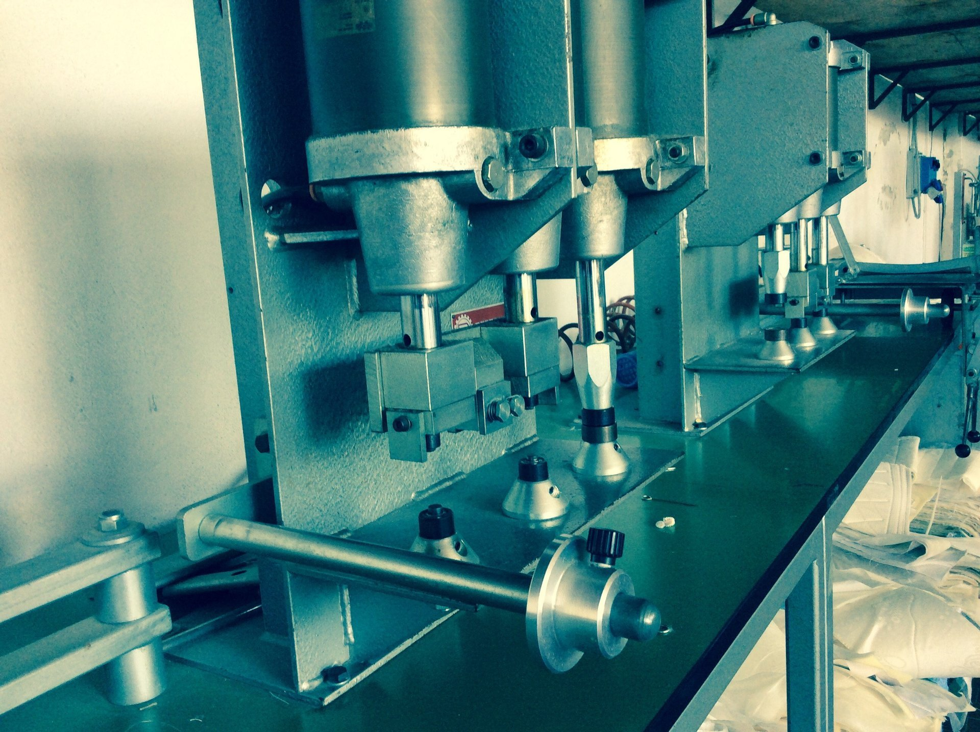 macchinari per produzione materassi