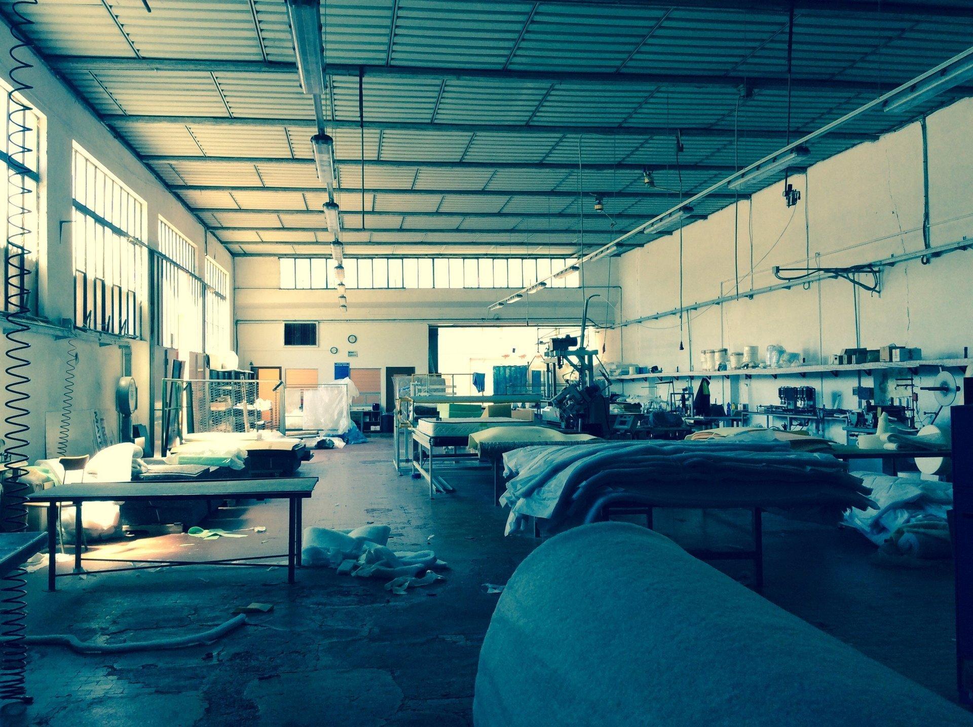 centro produzione materassi