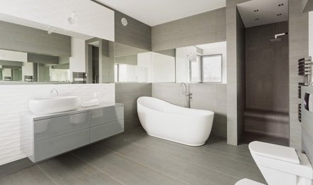 get a luxurious new bathroom