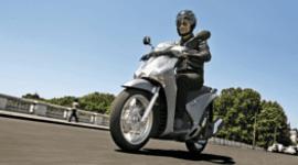 Noleggio scooter di varie cilindrate