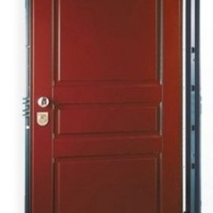 porta interna, porta blindata