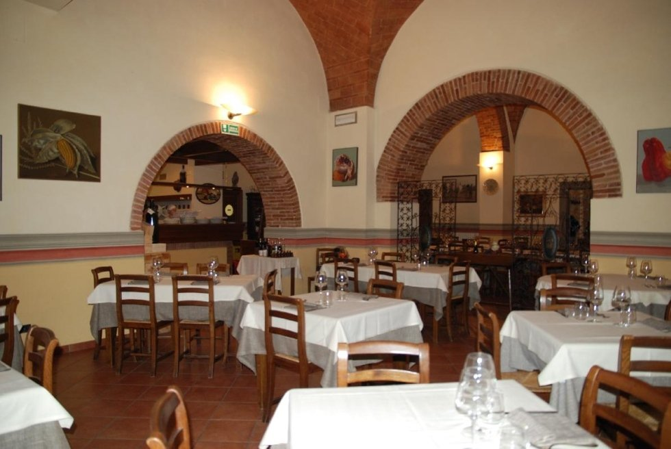 ristorante monte San Savino