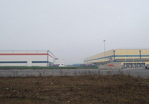 degli edifici industriali