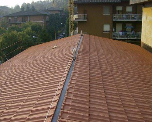 un tetto