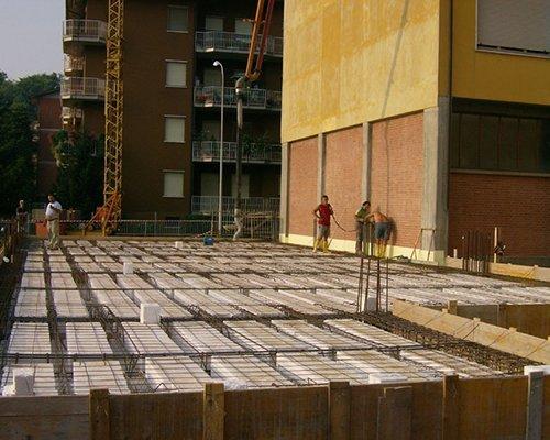 Rivedendo la progettazione dell'edificio