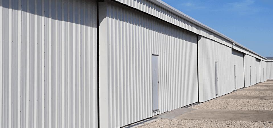 industrial storage facility