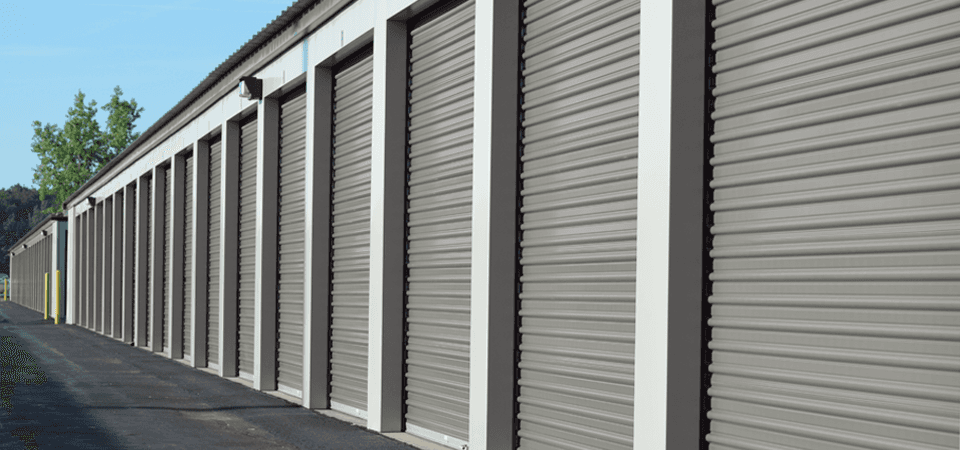 self-storage containers