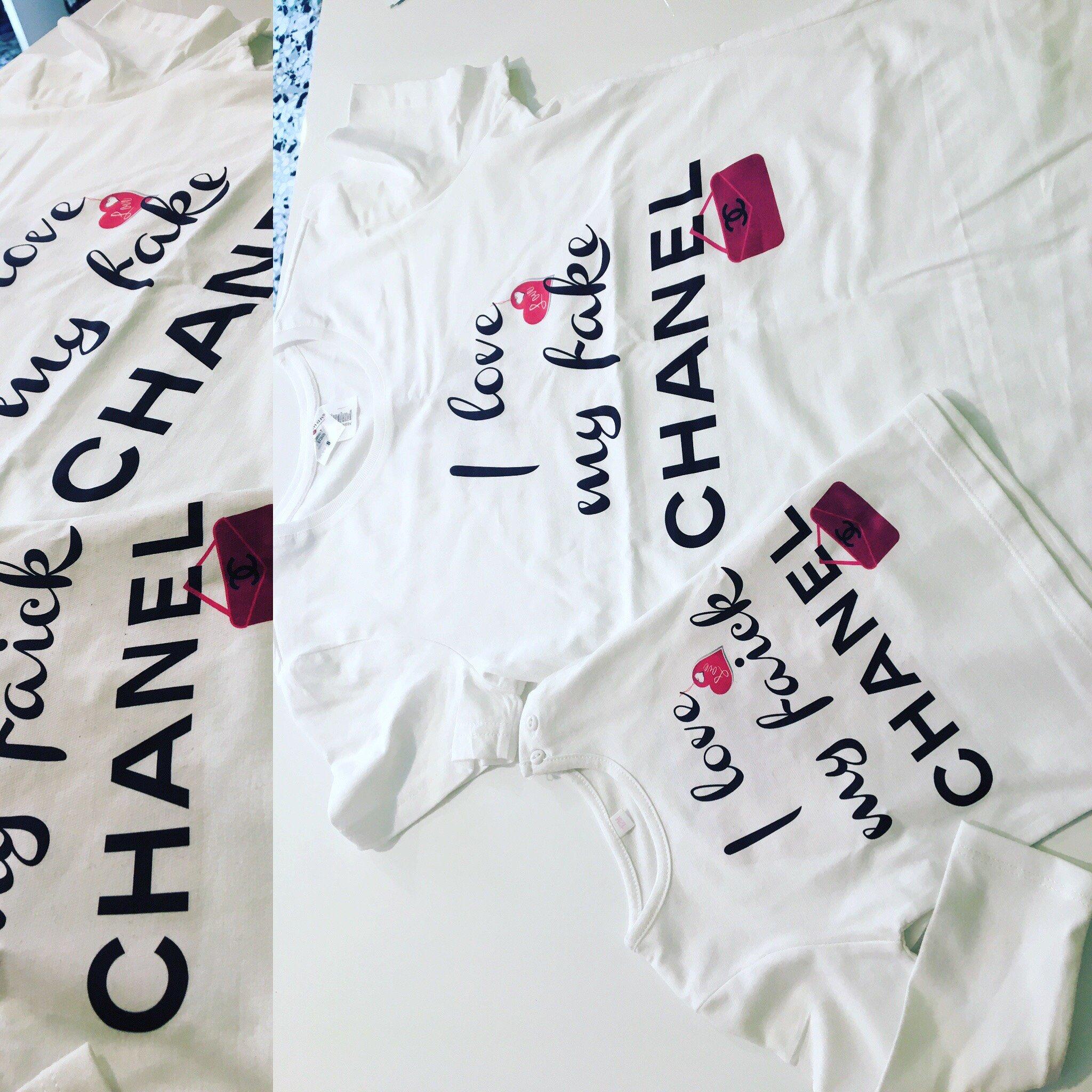 magliette chanel