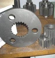 produzione parti meccaniche