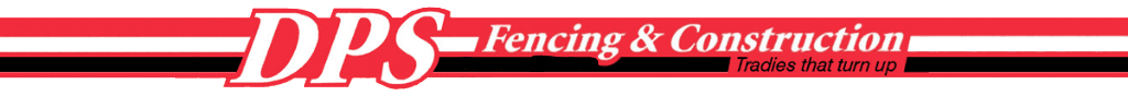 dps fencing business logo