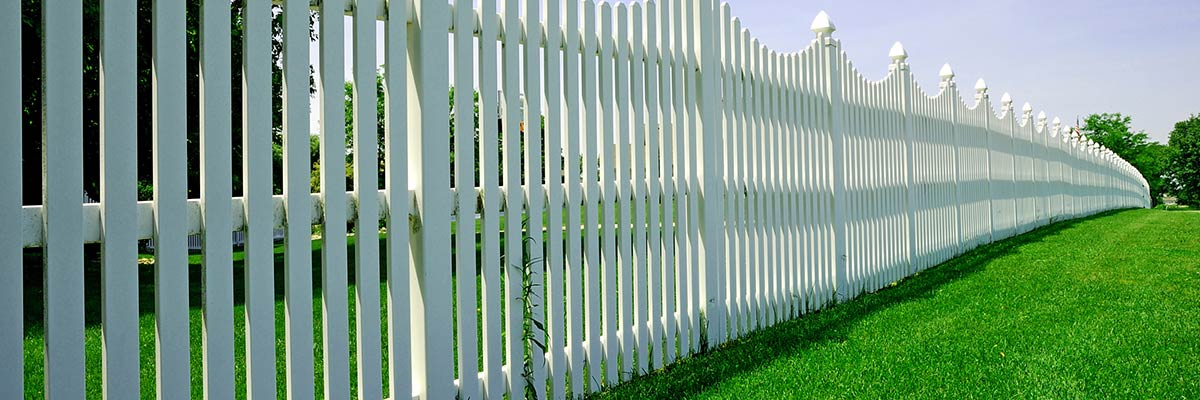 dps fencing wooden fence grass