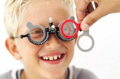 Esame ottico bambini, esame ottico anziani, vista