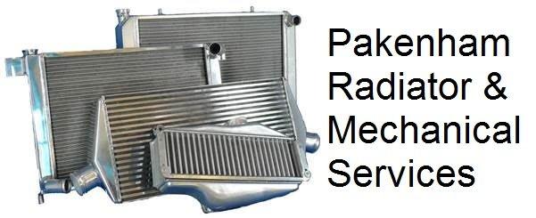 pakenham radiator and mechanical services logo