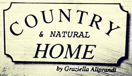 COUNTRY & NATURAL HOME - LOGO