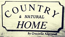 COUNTRY & NATURAL HOME - LOGO