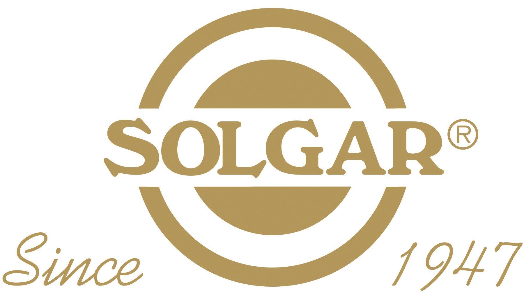 Solgar - Logo
