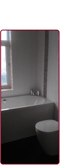Extensions - Norfolk - Hall Construction (East Anglia Ltd) - tub