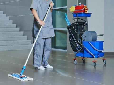 pulizie ordinarie e straordinarie
