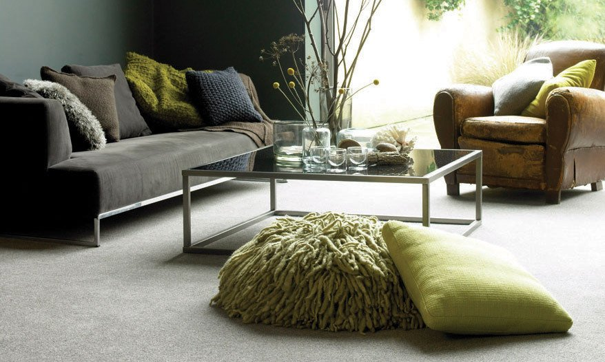 An extensive collection of carpets at Abbey Mill Carpets and Blinds in Ribble Valley