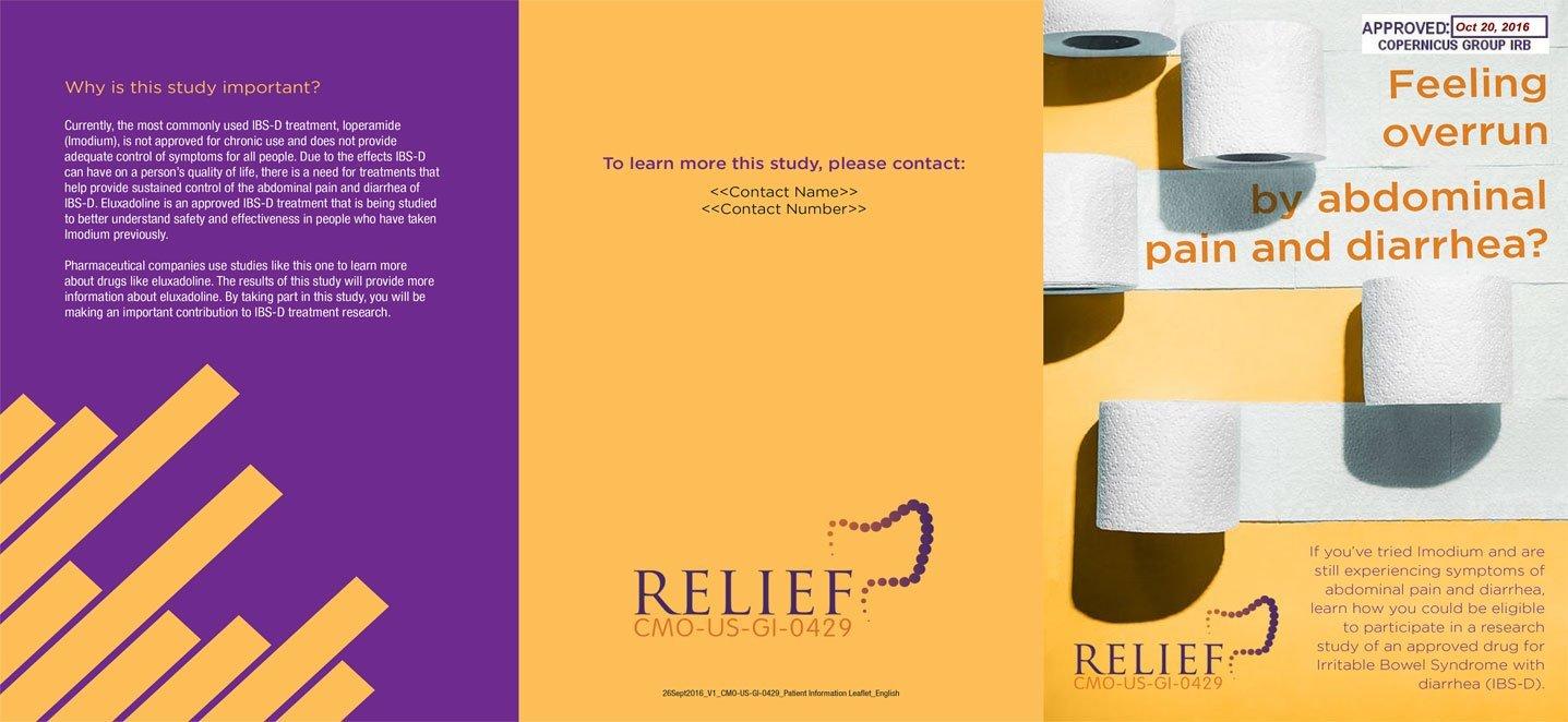 Relief Brochure 1