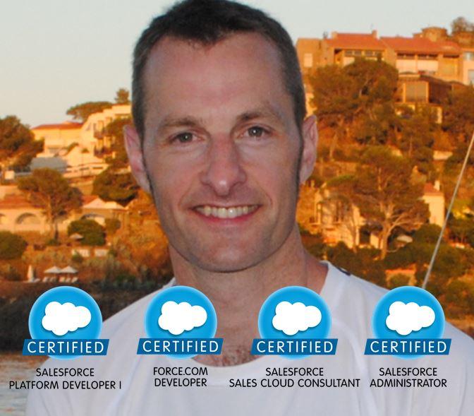 Mike Arthur - Certified Salesforce Admin and Dev, Edinburgh, Scotland
