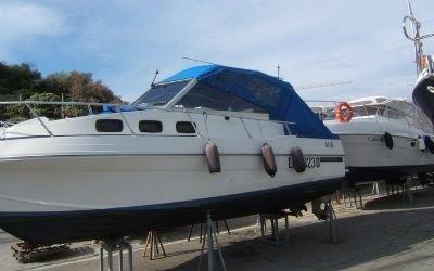 copertura barca