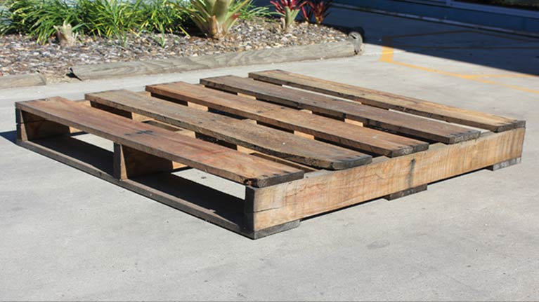 seapal pallets harwood standard light weight