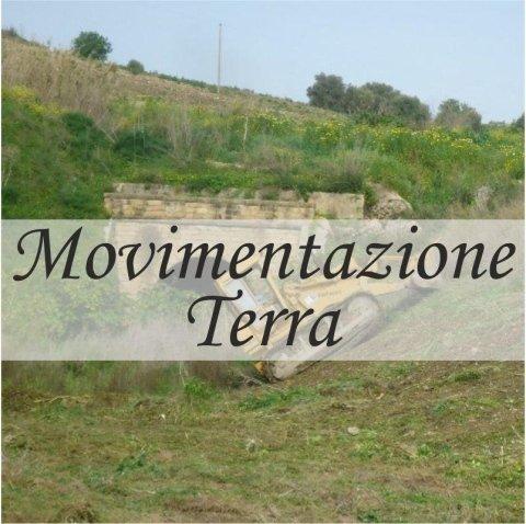 Movimentazione terra