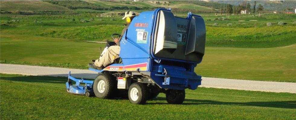 realizzare campi da golf
