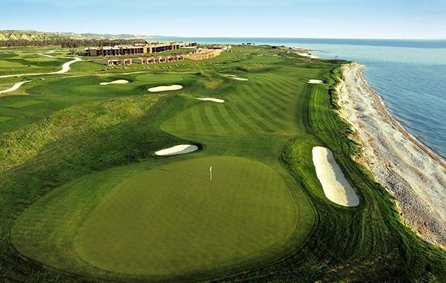 campo da golf verdura resort
