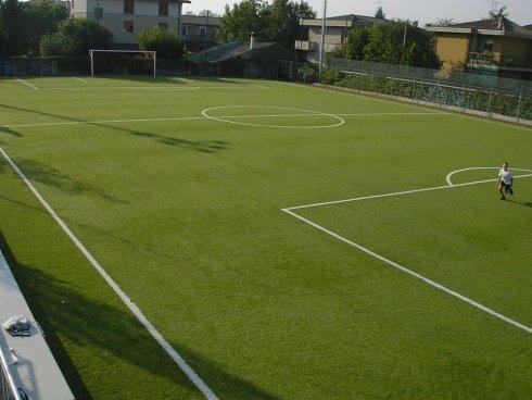 Progettazione campo da calcio