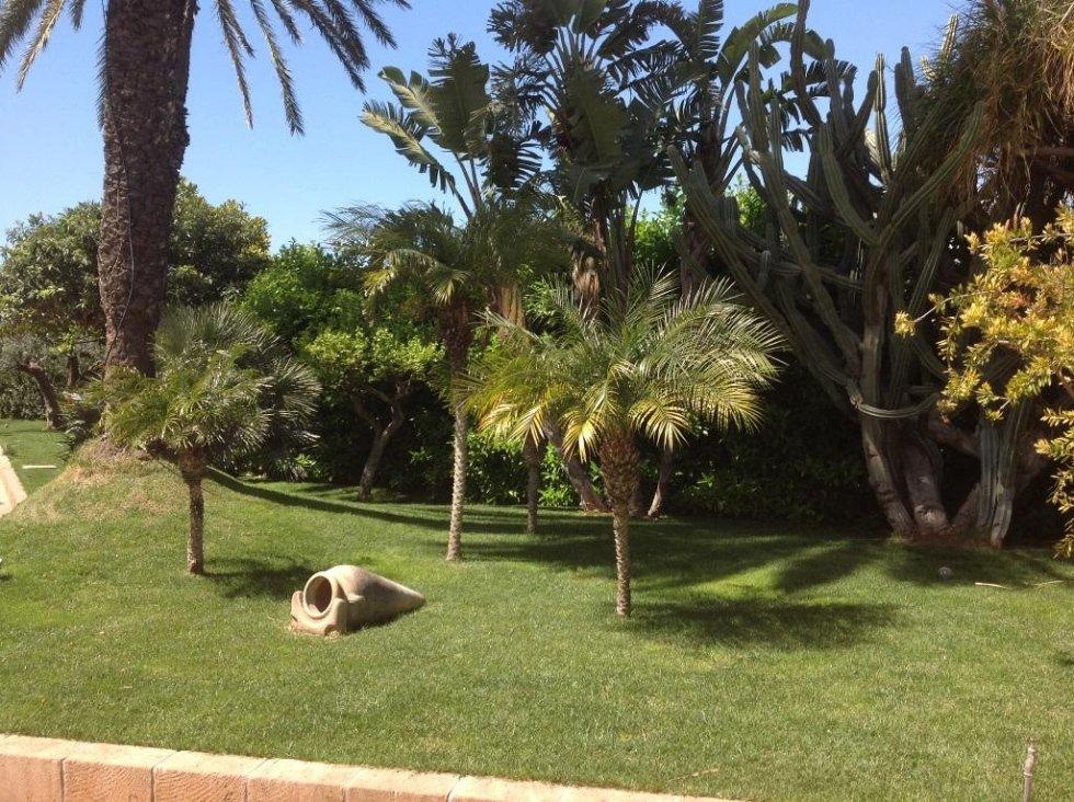 sistemazione giardini ribera