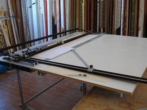 tavolo corniciaio