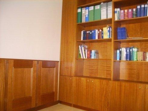 padima lavori in legno divano wood sofa