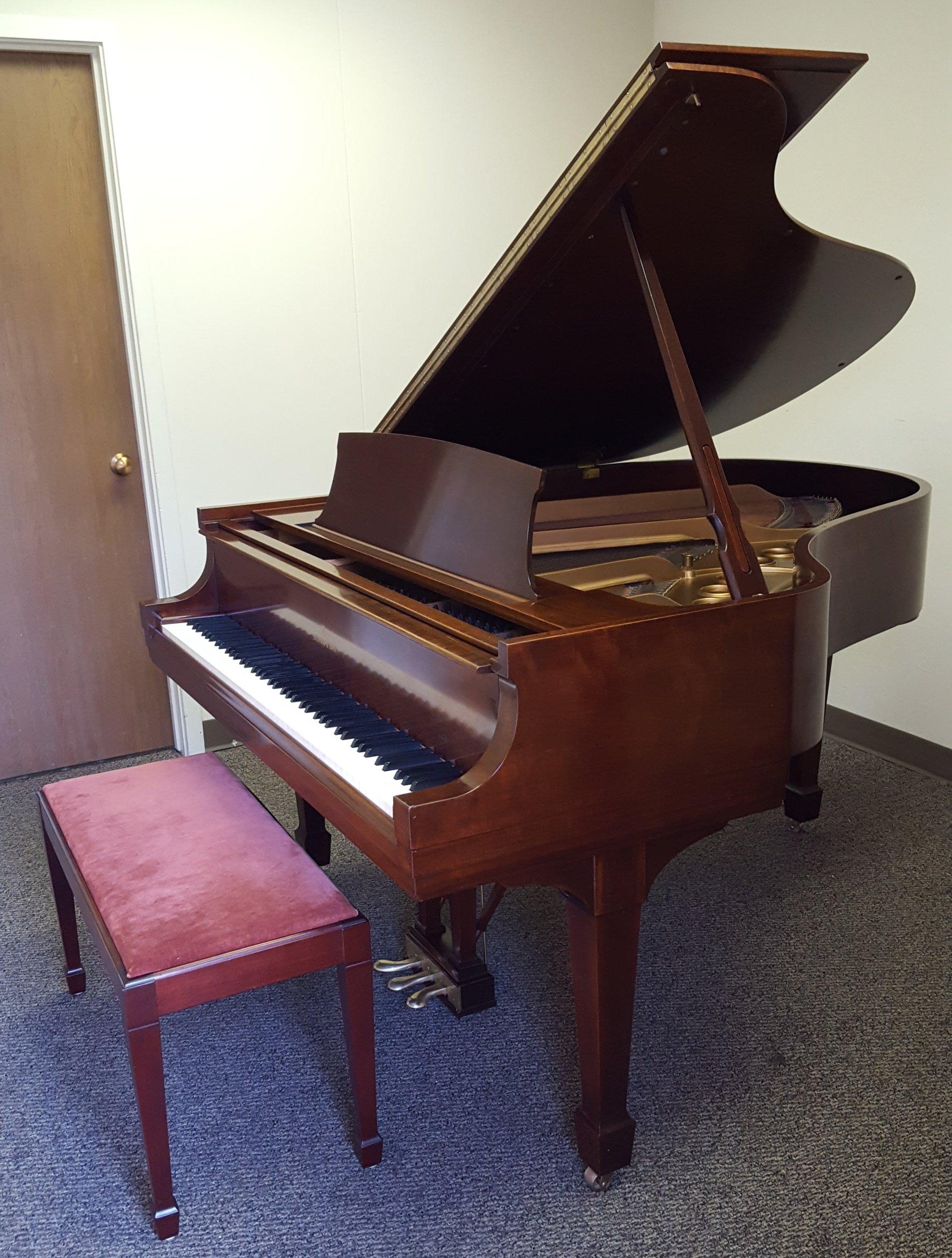 Grand Piano in San Francisco, CA - World Class Pianos