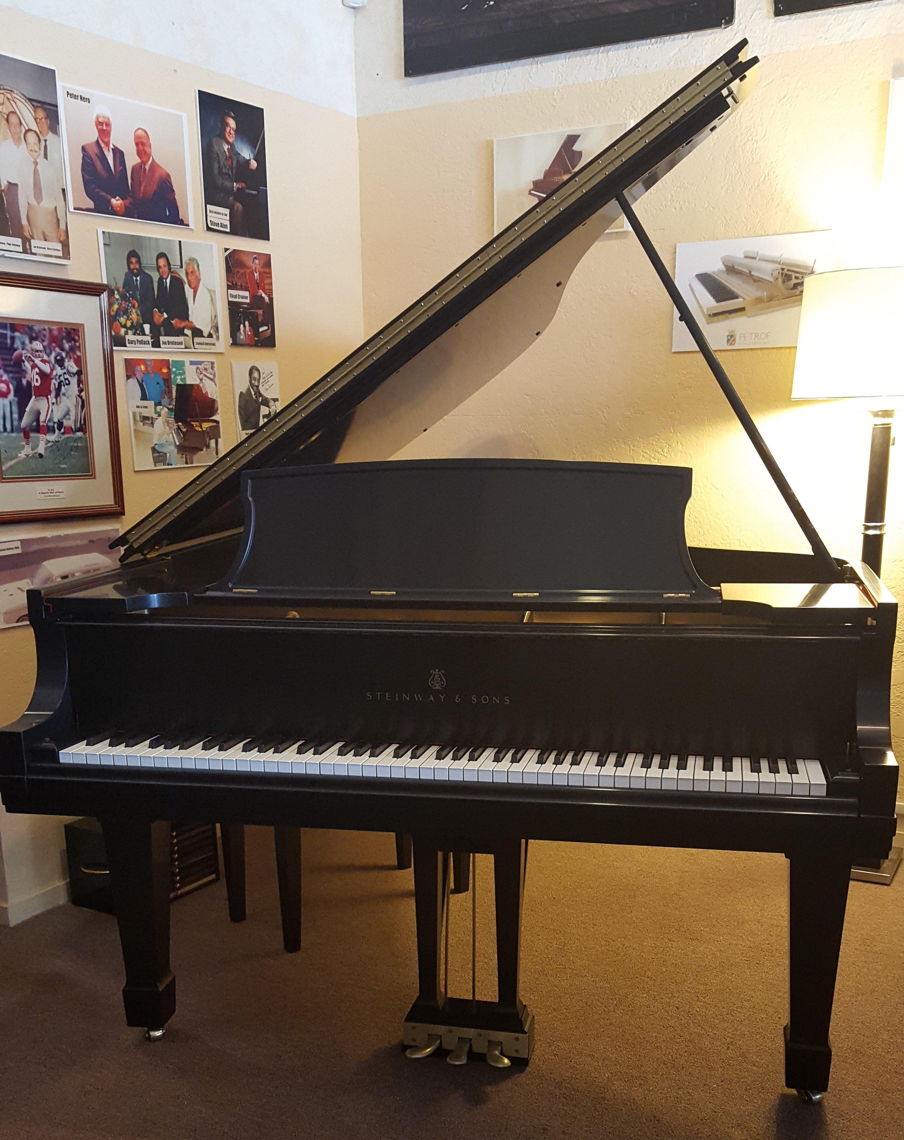 Piano Store in San Jose, CA - World Class Pianos