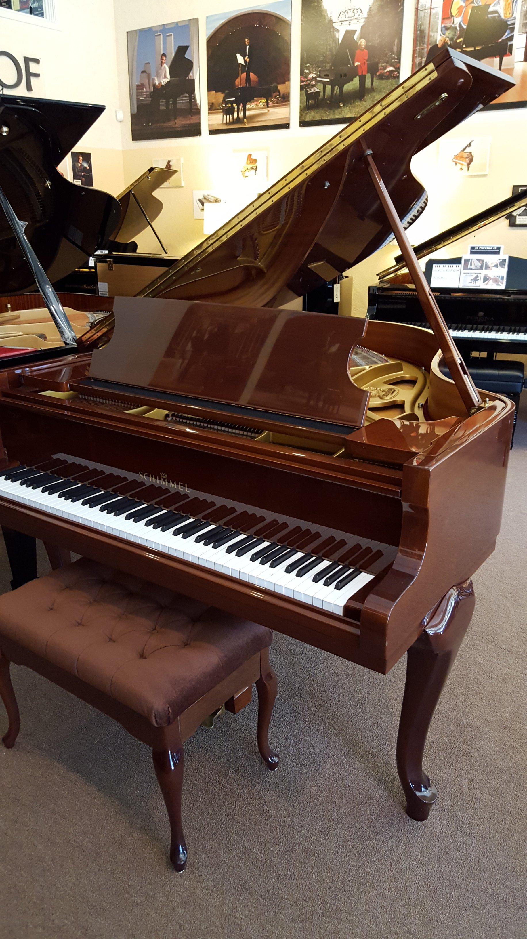 Piano Store in San Mateo, CA - World Class Pianos