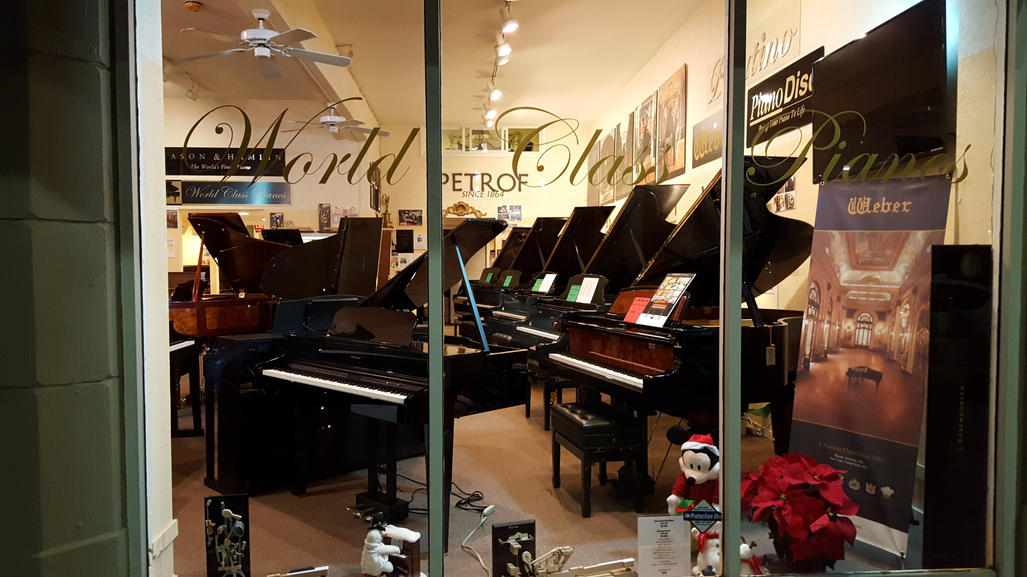 Digital Piano in San Jose, CA - World Class Pianos