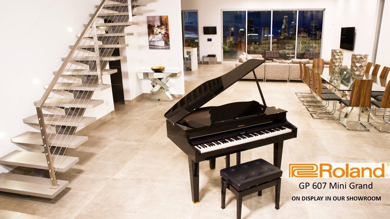 Grand Piano in San Jose, CA  - World Class Pianos