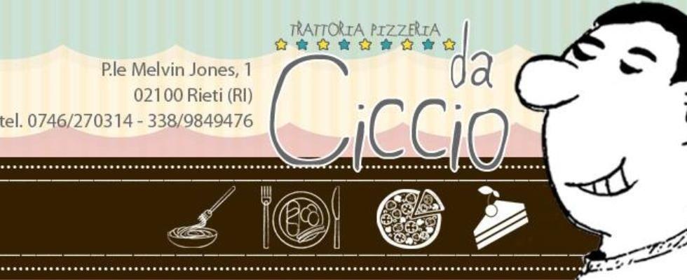 Trattoria, Ristorante, Pizzeria, Da Ciccio