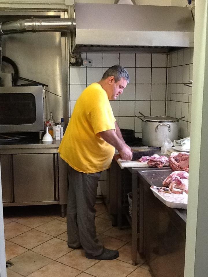 Specialità Carne alla brace, Rieti