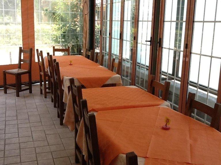 Veranda estiva, ristorante, pay tv, Rieti