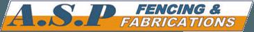 ASP Fencing & Fabrications logo