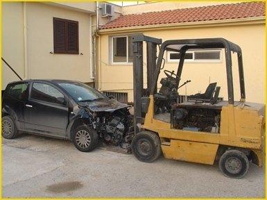 assistenza veicoli sinistrati