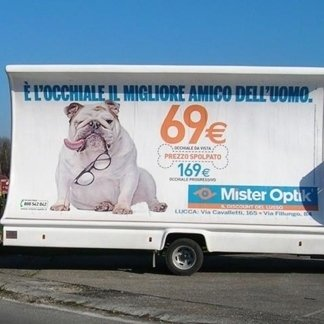noleggio camion pubblicitari