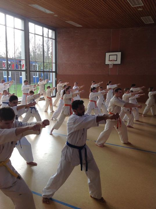 Karate für Kinder Hamburg Lurup