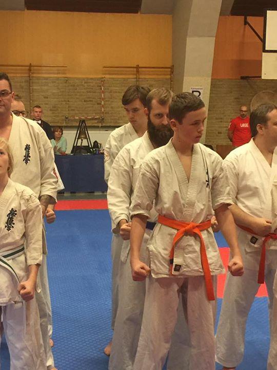 Karate für Kinder Hamburg Stellingen